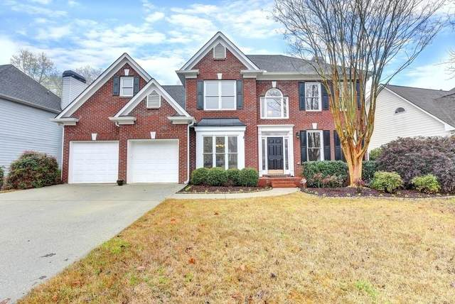 1464 Lake Heights Circle, Dacula, GA 30019 (MLS #6701644) :: MyKB Partners, A Real Estate Knowledge Base
