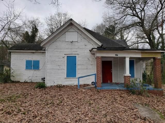 60 Mildred Place NW, Atlanta, GA 30318 (MLS #6701654) :: RE/MAX Prestige