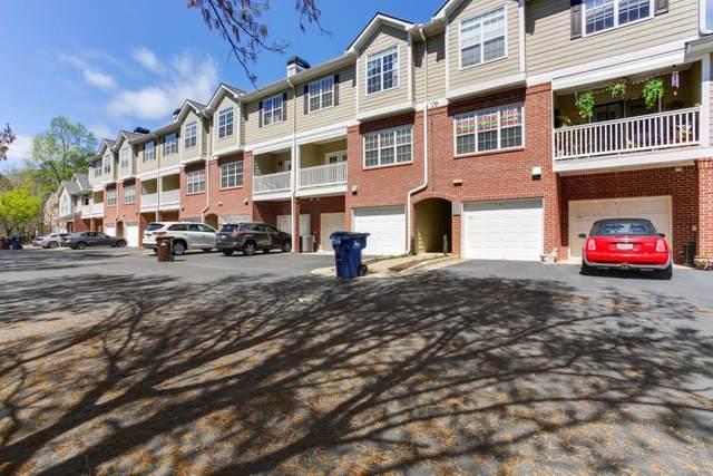 4113 Woodland Lane #4113, Alpharetta, GA 30009 (MLS #6701728) :: North Atlanta Home Team