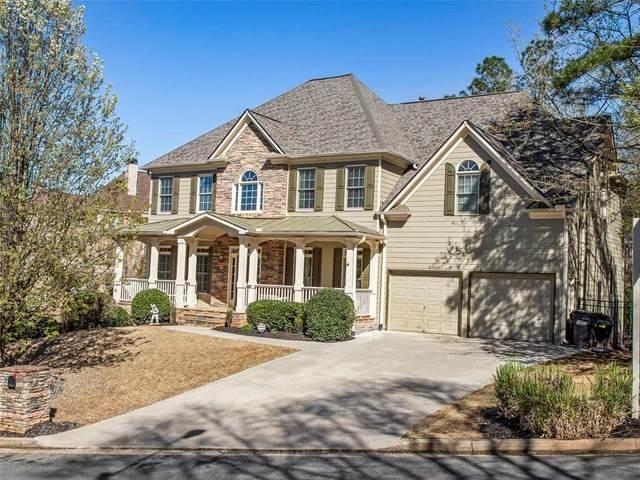 6019 Addington Drive NW, Acworth, GA 30101 (MLS #6701787) :: Path & Post Real Estate
