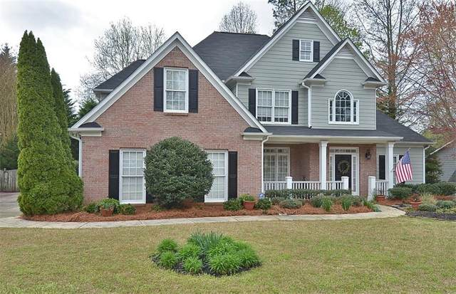 3206 Summer Stream Lane NW, Kennesaw, GA 30152 (MLS #6701789) :: Path & Post Real Estate