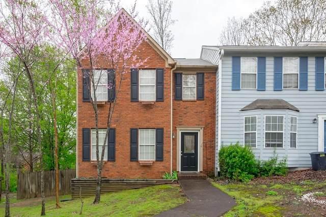 1661 Grist Mill Drive, Marietta, GA 30062 (MLS #6701811) :: Kennesaw Life Real Estate