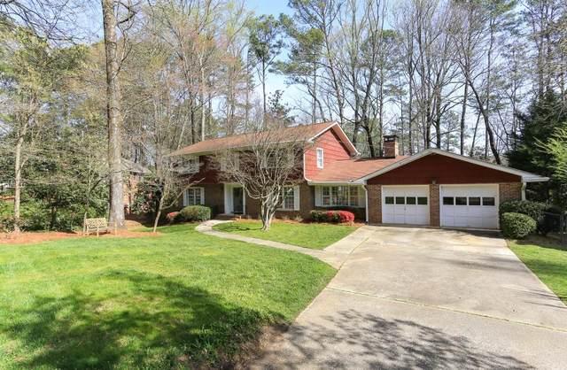 3174 Smoketree Road NE, Atlanta, GA 30345 (MLS #6701815) :: MyKB Partners, A Real Estate Knowledge Base