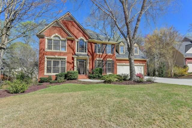 770 Cambridge Crest Lane, Alpharetta, GA 30005 (MLS #6701822) :: MyKB Partners, A Real Estate Knowledge Base