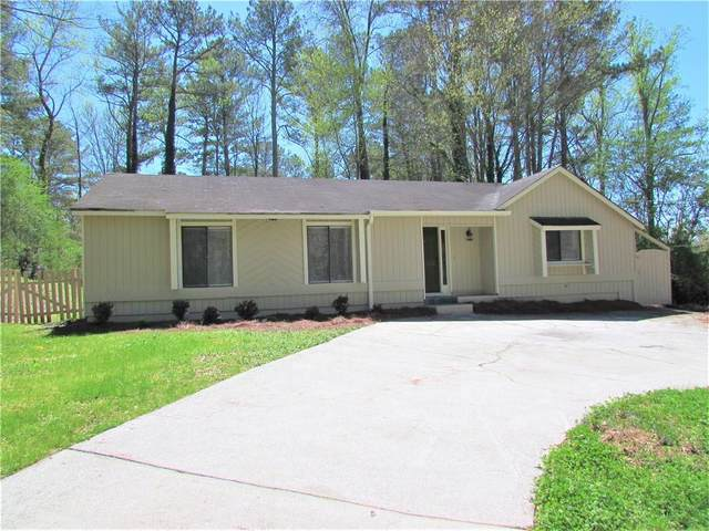 6983 Timbers East Lane, Lithonia, GA 30058 (MLS #6701831) :: The Cowan Connection Team