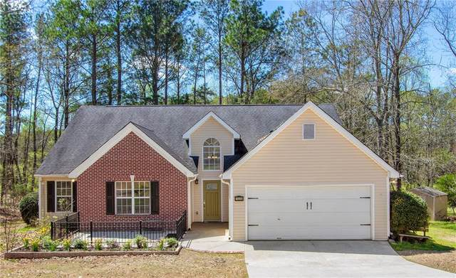 1450 Elliotts Lane, Auburn, GA 30011 (MLS #6701885) :: The North Georgia Group