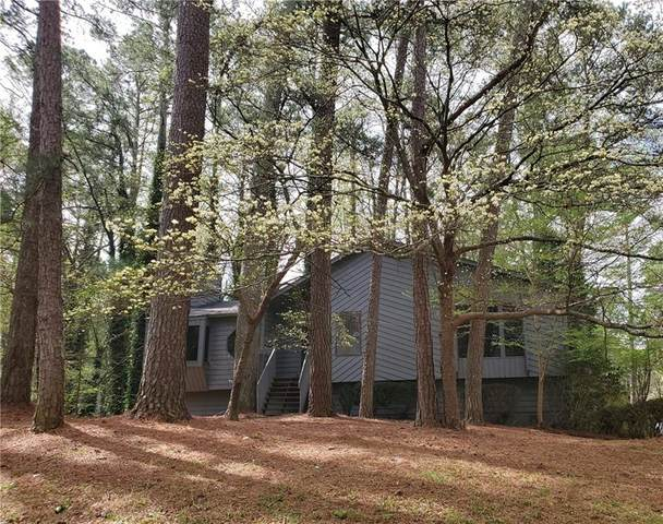 258 Rustic Ridge Drive NE, Kennesaw, GA 30144 (MLS #6701894) :: Kennesaw Life Real Estate