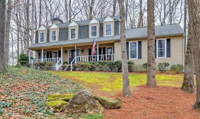 1272 Colony Drive, Marietta, GA 30068 (MLS #6701907) :: North Atlanta Home Team