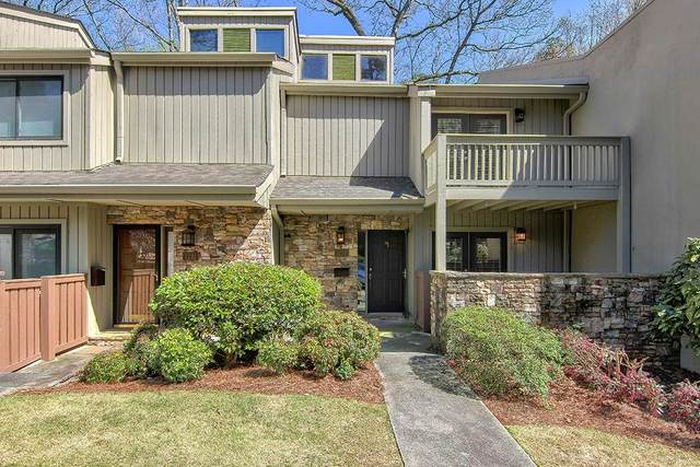 1279 Druid Knoll Drive NE, Brookhaven, GA 30319 (MLS #6701934) :: North Atlanta Home Team