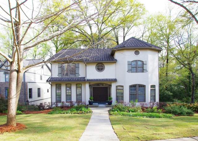 700 Elkmont Drive NE, Atlanta, GA 30306 (MLS #6701935) :: Dillard and Company Realty Group