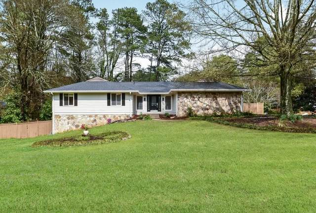 335 Chaffin Road, Roswell, GA 30075 (MLS #6701944) :: The Cowan Connection Team