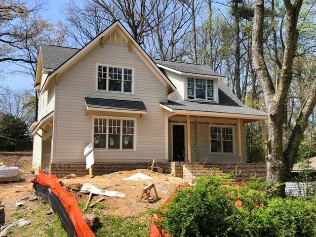 2922 Parkridge Drive NE, Brookhaven, GA 30319 (MLS #6701951) :: MyKB Partners, A Real Estate Knowledge Base