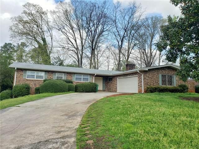 3758 Citation Drive, Decatur, GA 30034 (MLS #6701953) :: North Atlanta Home Team