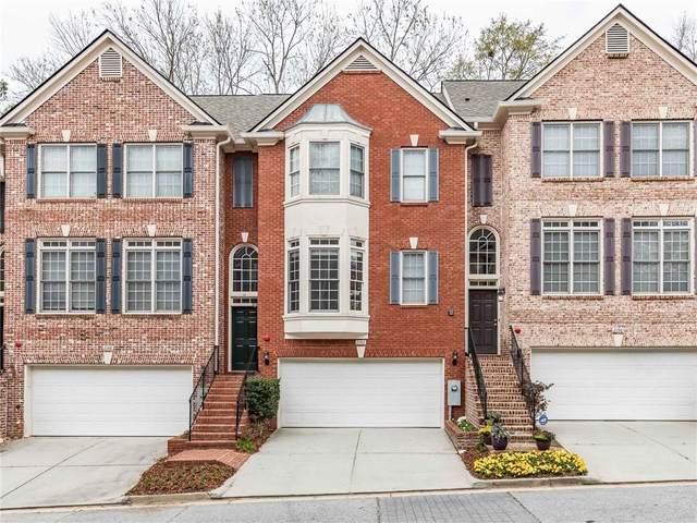 2192 Briarwood Bluff, Atlanta, GA 30319 (MLS #6701960) :: Scott Fine Homes