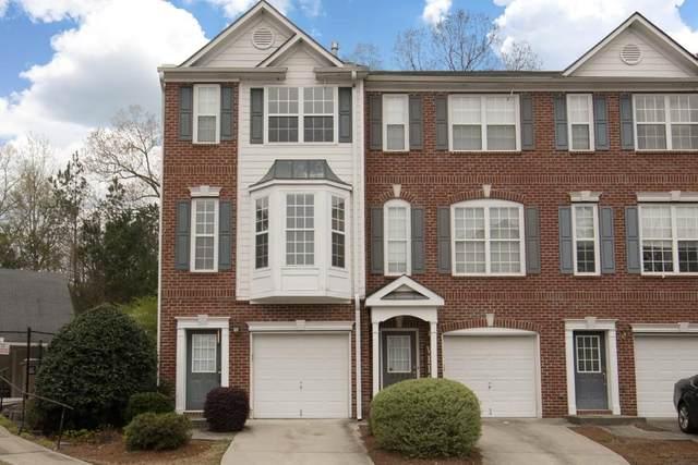 3200 Mill Springs Circle #401, Buford, GA 30519 (MLS #6701973) :: The Zac Team @ RE/MAX Metro Atlanta