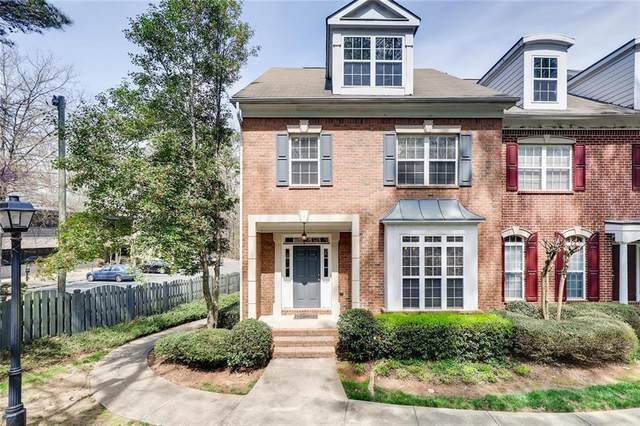 3138 Mercer University Drive #7, Chamblee, GA 30341 (MLS #6701976) :: Rock River Realty