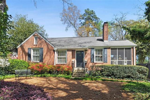 250 Alberta Drive NE, Atlanta, GA 30305 (MLS #6701984) :: Dillard and Company Realty Group