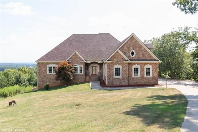 88 Sequoyah Court, Cedartown, GA 30125 (MLS #6701985) :: North Atlanta Home Team