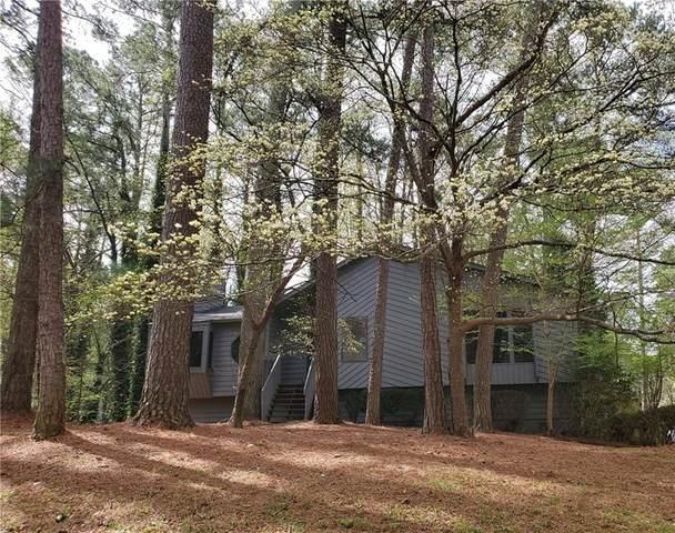 258 Rustic Ridge Drive NE, Kennesaw, GA 30144 (MLS #6701992) :: Path & Post Real Estate
