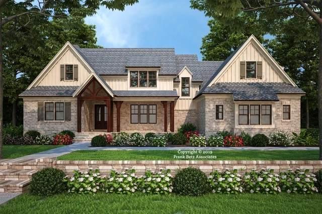 1195 Lincoln Drive, Marietta, GA 30066 (MLS #6702035) :: Tonda Booker Real Estate Sales