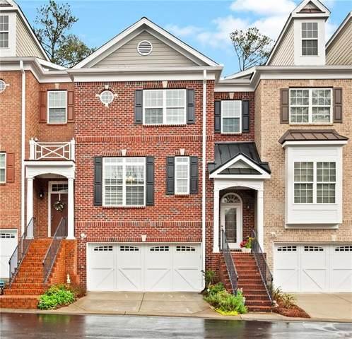 12825 Doe Drive, Alpharetta, GA 30004 (MLS #6702057) :: North Atlanta Home Team