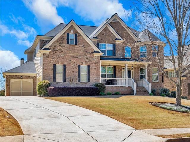 3534 Candytuft Run, Auburn, GA 30011 (MLS #6702060) :: North Atlanta Home Team