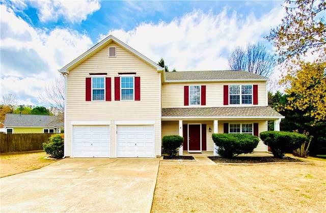 403 Plantation Way, Woodstock, GA 30188 (MLS #6702078) :: Path & Post Real Estate