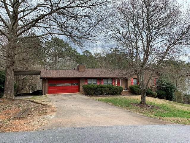 135 Ridgeview Drive, Athens, GA 30606 (MLS #6702097) :: North Atlanta Home Team