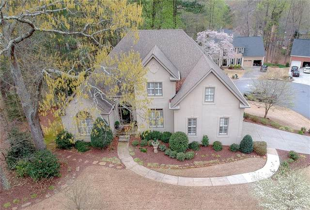 5701 Fallsbrook Lane NW, Acworth, GA 30101 (MLS #6702106) :: North Atlanta Home Team