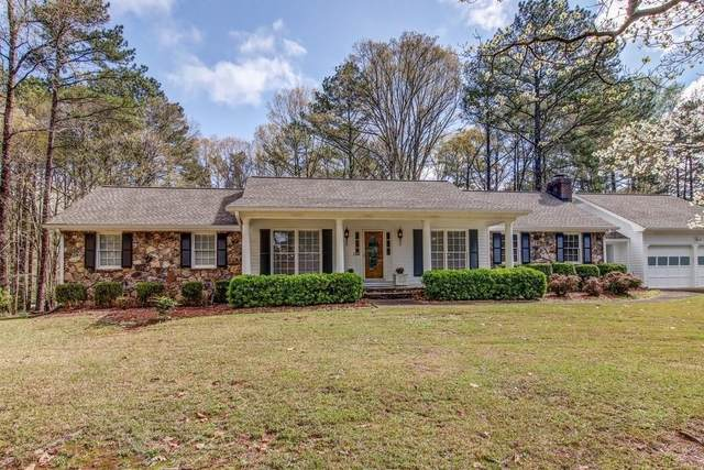 1356 Janmar Road, Snellville, GA 30078 (MLS #6702108) :: Thomas Ramon Realty