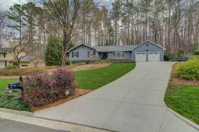 1125 Wordsworth Drive, Roswell, GA 30075 (MLS #6702115) :: North Atlanta Home Team