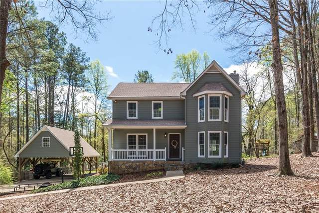 115 Port Victoria Way, Woodstock, GA 30189 (MLS #6702119) :: Rock River Realty