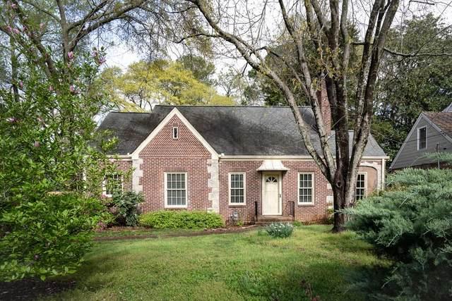 208 Heatherdown Road, Decatur, GA 30030 (MLS #6702123) :: Community & Council