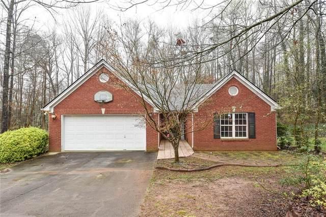 280 Jackson Park Drive, Hoschton, GA 30548 (MLS #6702127) :: Scott Fine Homes