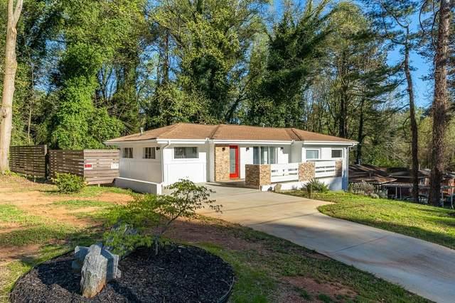 1450 Alverado Way, Decatur, GA 30032 (MLS #6702136) :: North Atlanta Home Team