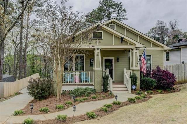 1748 Fairway Hill Drive SE, Atlanta, GA 30317 (MLS #6702148) :: The Zac Team @ RE/MAX Metro Atlanta