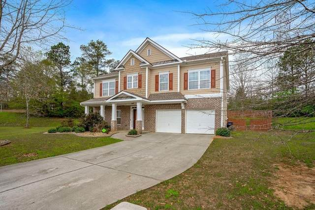 6502 Stonelake Place, Atlanta, GA 30331 (MLS #6702175) :: The Heyl Group at Keller Williams