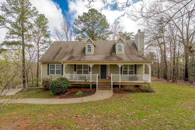 14 Black Knob Falls Drive, Ranger, GA 30734 (MLS #6702183) :: Path & Post Real Estate