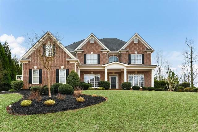 14101 Triple Crown Drive, Alpharetta, GA 30004 (MLS #6702192) :: MyKB Partners, A Real Estate Knowledge Base