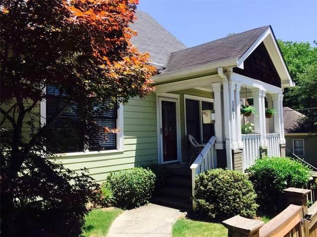161 Randolph Street NE, Atlanta, GA 30312 (MLS #6702211) :: Community & Council