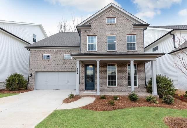 815 Hargrove Point Way, Alpharetta, GA 30004 (MLS #6702229) :: North Atlanta Home Team