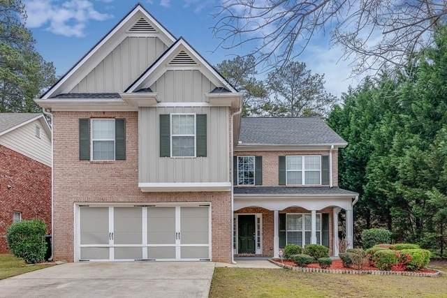 4083 Pond Edge Road, Snellville, GA 30039 (MLS #6702246) :: The Cowan Connection Team