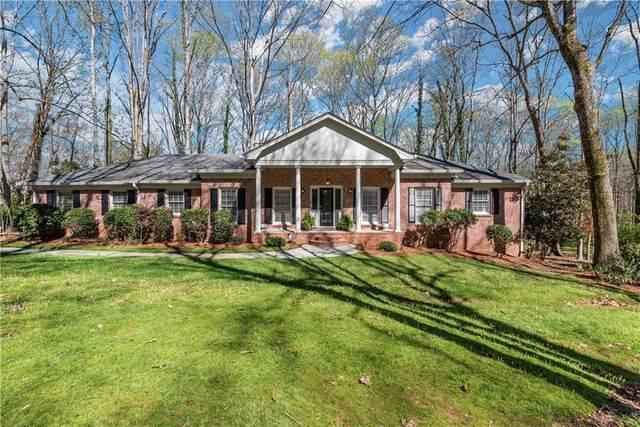 405 Link Road, Johns Creek, GA 30022 (MLS #6702247) :: Rock River Realty