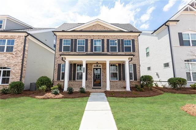 550 Turlington Place, Alpharetta, GA 30004 (MLS #6702256) :: The Butler/Swayne Team