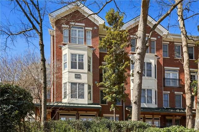 850 Piedmont Avenue NE #1507, Atlanta, GA 30308 (MLS #6702260) :: RE/MAX Paramount Properties