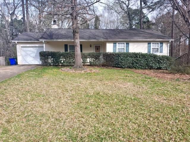 4193 Woodcrest Drive, Powder Springs, GA 30127 (MLS #6702264) :: Rich Spaulding