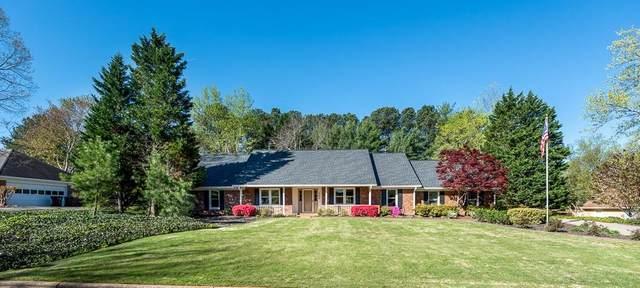 355 Saddle Creek Circle, Roswell, GA 30076 (MLS #6702270) :: RE/MAX Prestige