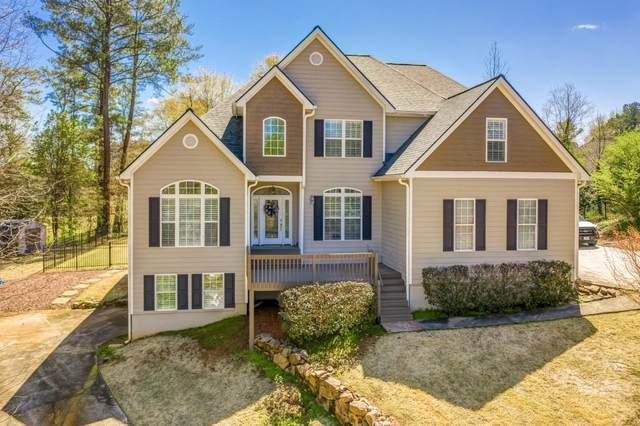 290 Knoll Woods Terrace, Roswell, GA 30075 (MLS #6702271) :: North Atlanta Home Team