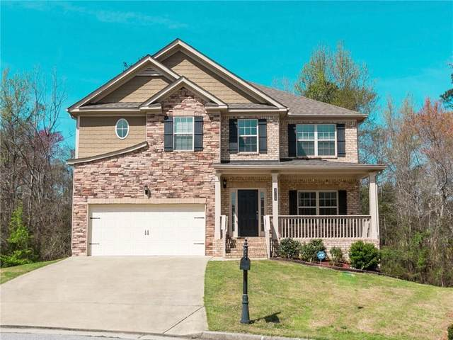 3739 Wood Hollow Way, Snellville, GA 30039 (MLS #6702282) :: The Cowan Connection Team