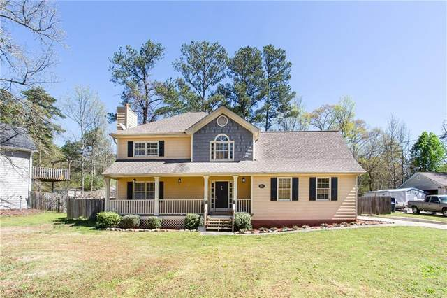 161 Hebron Church Road, Dacula, GA 30019 (MLS #6702288) :: North Atlanta Home Team